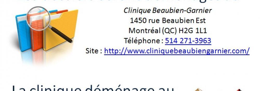 Fermeture de la succursale de Montréal
