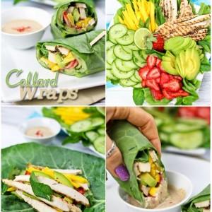 Tentez le croustillant du chou pour un wrap ou un taco.