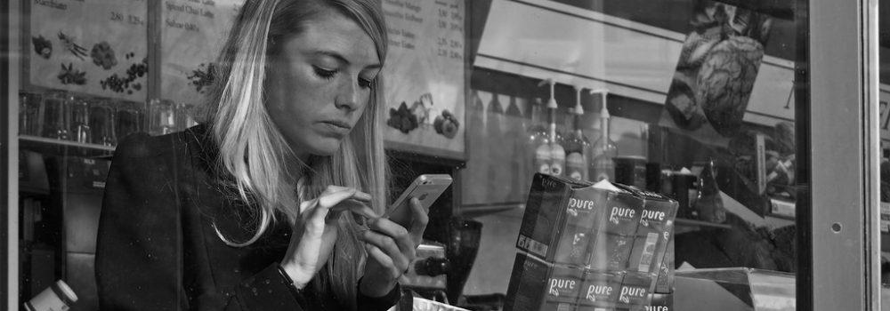 Text-neck syndrome : les dangers des textos !