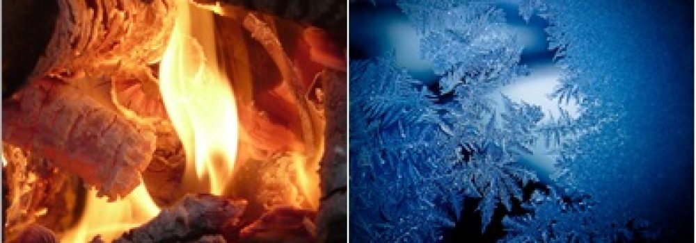 J'ai mal ! Chaud ou froid ?